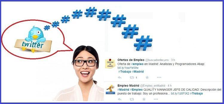 Hashtag Twitter: el twittersearch.