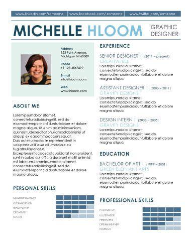 Modelo de Curriculum Vitae 23