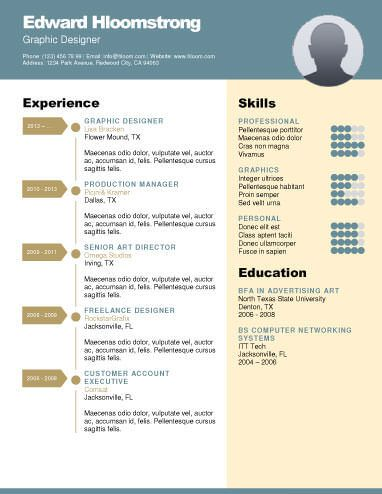 Modelo Curriculum Vitae 25