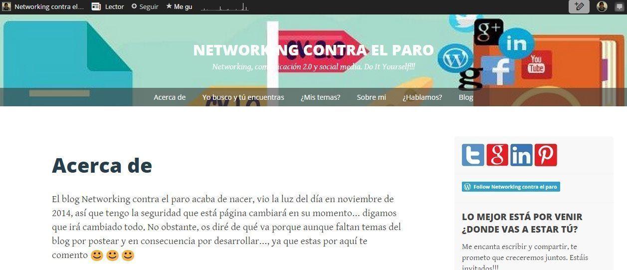blog-wordpress-networking-contra-el-paro