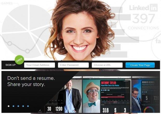 Hacer Curriculum Vitae Online con Re.Vu