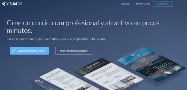 Hacer Curriculum Vitae Online con VisualCV