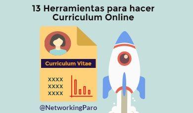 13 Herramientas para hacer un Curriculum Online Gratis