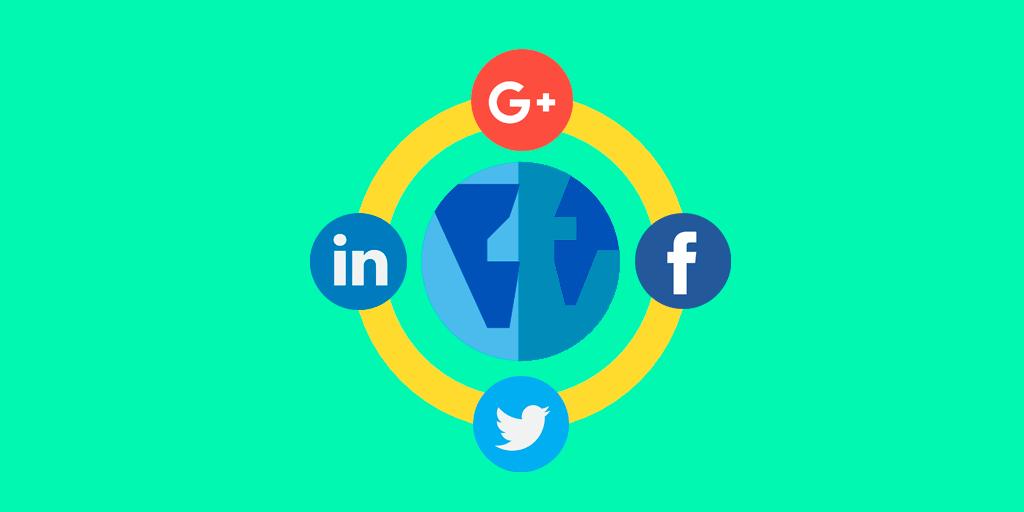 Promocionar contenidos redes sociales de un blog