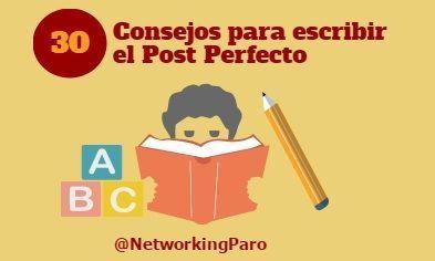 Consejos para escribir un buen post