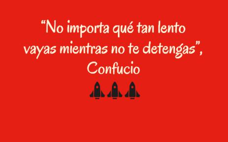 Frase sobre Motivación - Confucio