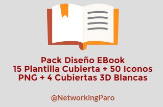 Guía para Crear Portada 3D de EBook en 1 minuto [+Súper Pack Diseño]