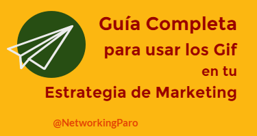 Usar Gif Animados para Estrategia de Marketing