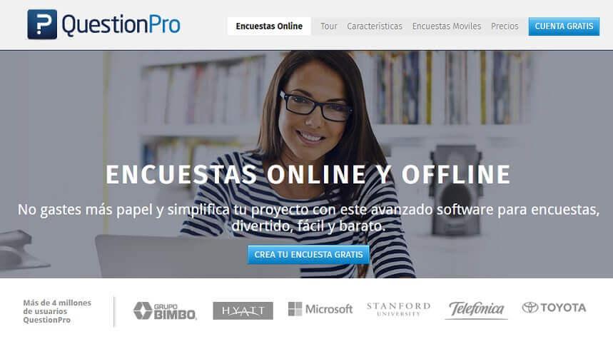 hacer-encuestas-online-question-pro