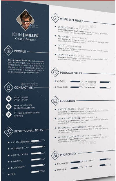 50 Tipos de Curriculum Vitae para diferenciarte de tu competencia ...