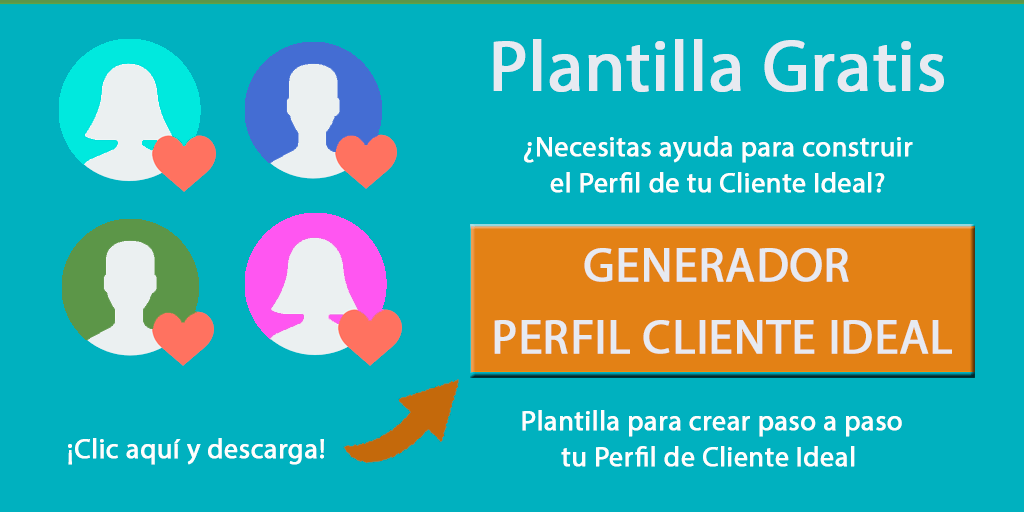 Descarga Plantilla Cliente Ideal