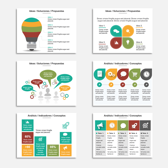 Plantillas para Presentaciones Power Point