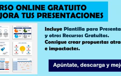 Curso Gratis Online Mejora tus Presentaciones en Power Point
