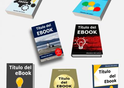 Ejemplos portada de ebook