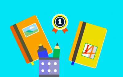 Plantillas de Power Point Premium para crear Portadas de Ebook