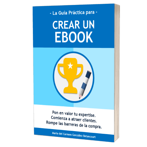 Ebook Cómo crear un Ebook