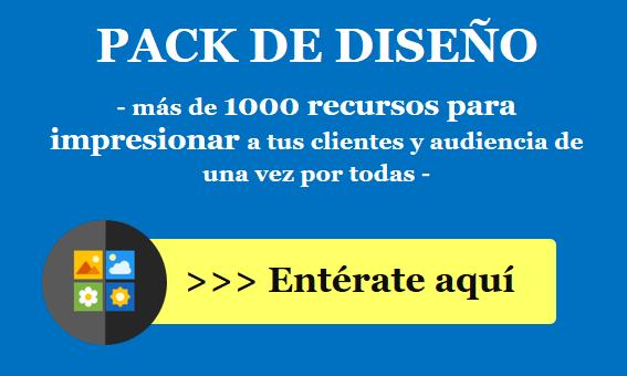 Pack Diseño para Emprendedores Digitales del Conocimiento