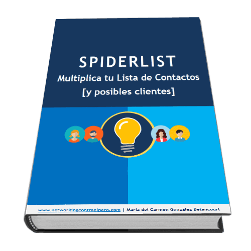 Ebook Spiderlist: Multiplica tu lista - Captacion de Suscriptorres